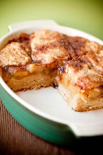 Walker House Apple Pie Cake