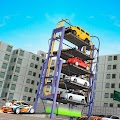 Real Smart Car Parking Crane