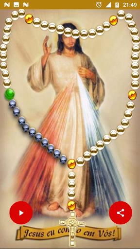 Holy Rosary Mercy in Italian with audio offline 1.0 screenshots 5