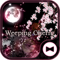 Wallpaper Weeping Cherry Theme icon
