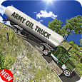 Army Oil Truck 3D