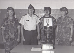 Photo: Don Pelletier, BG _, George Dionne, Sheldon Lyons