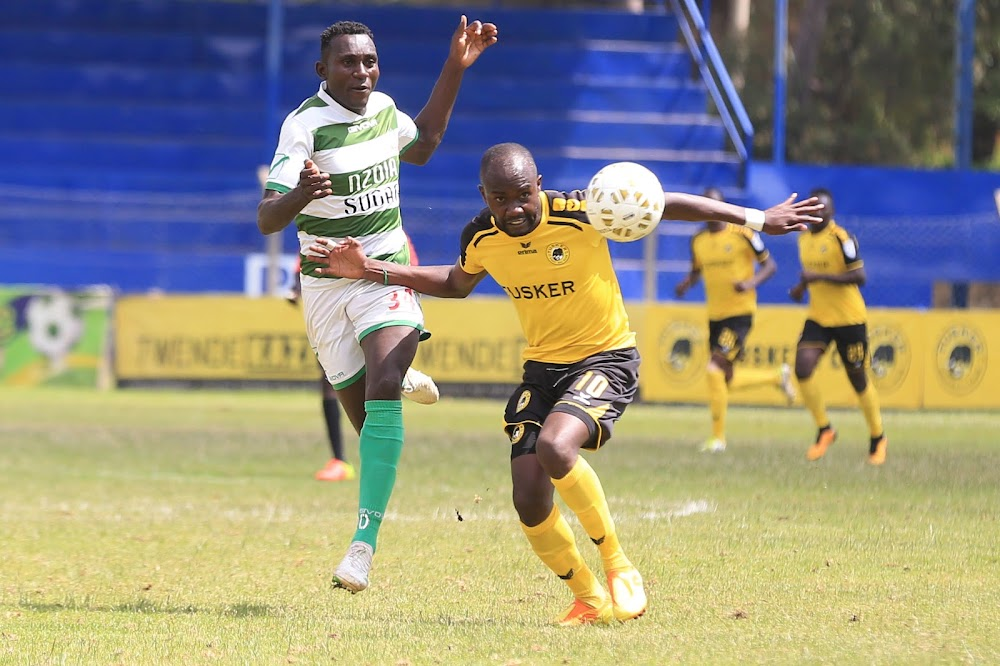 Tusker's Timo, Abawa called up for Cecafa duty