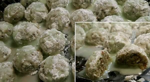 Key Lime Meltaway Cookies Recipe