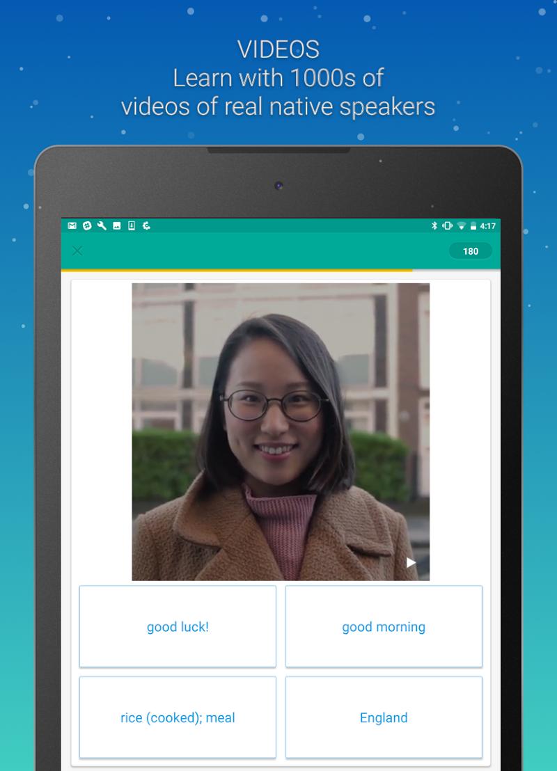 Memrise: Learn New Languages, Grammar & Vocabulary Screenshot 5