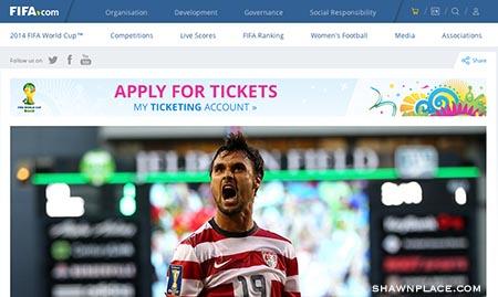 FiFa Website