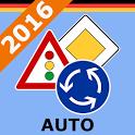 Auto - Führerschein 2016 icon