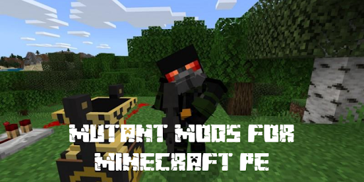 Mutant Creatures Mods for Minecraft PE screenshot 3
