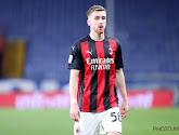 AC Milan blijft op de tweede plek na overwinning tegen Genoa