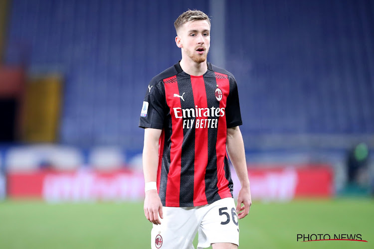 """Alexis Saelemaekers blijft naar de wedstrijden van Anderlecht kijken: """"Het is goed om te zien dat ze het goed doen"""""""