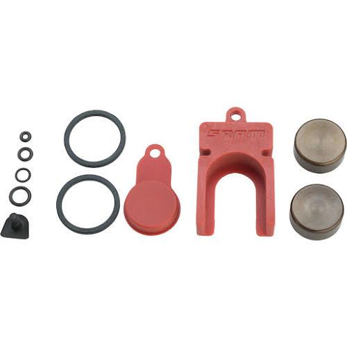 SRAM Caliper Piston Kit, Fits Level Ultimate, Level TLM, Red eTap