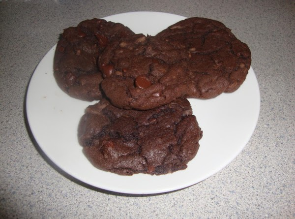 Chocolate Cake Batter Chocolate Chip Coconut Cookies Recipe