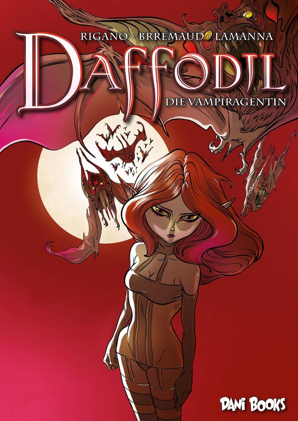 Daffodil - Die Vampiragentin (2013)