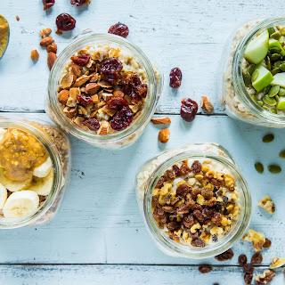Mason Jar Oatmeal on-the-Go Recipe