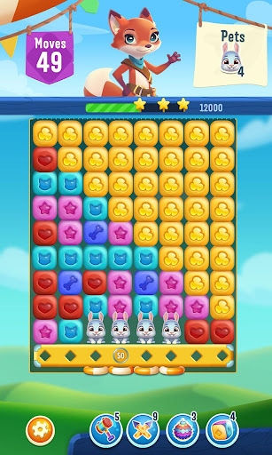 Screenshot for Pet Rescue Puzzle Saga in United States Play Store