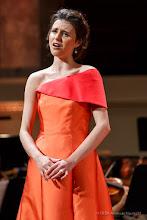 Photo: ABSCHIEDSKONZERT JOSÉ CARRERAS am 22.3. 2017 im Wiener Konzerthaus. Valentina Nafornita (Sopan). Copyright: DI. Dr. Andreas Haunold