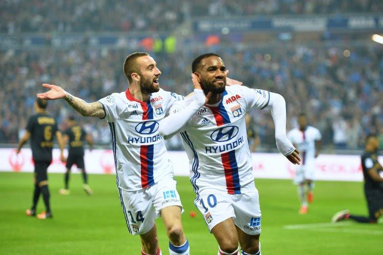 Ligue 1 : Lyon en Ligue des Champions, l'OM et Batshuayi gagnent enfin à domicile