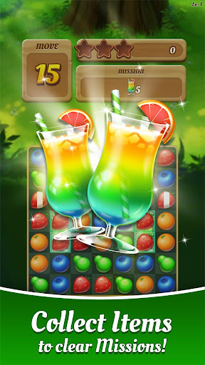 Juice Pop Mania: Free Tasty Match 3 Puzzle Games  screenshots 3