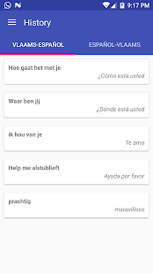 Dutch Spanish Translator - náhled