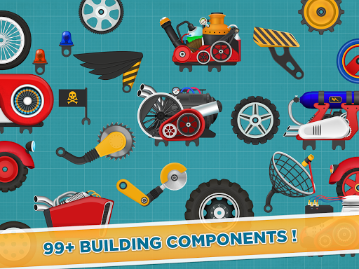 Car Builder and Racing Game for Kids 1.2 screenshots 11