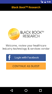 BLACK BOOK HEALTHCARE SURVEYS- screenshot thumbnail