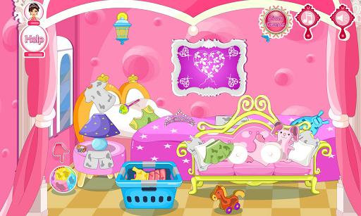 Ironing Princess Dresses