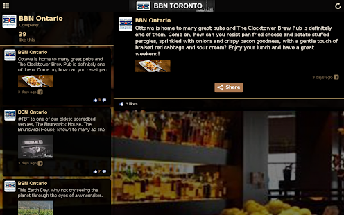 BBN Toronto- screenshot thumbnail
