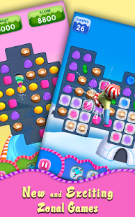 Swiped Candy Geo- screenshot thumbnail