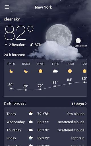 Weather Radar & Forecast 1.9.3 screenshots 9