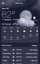 Weather Radar & Forecast - screenshot thumbnail 11