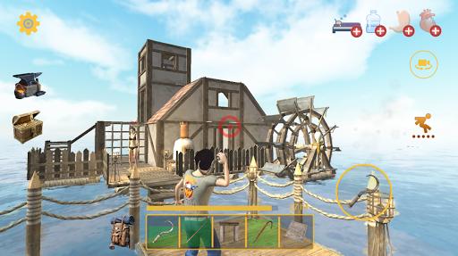 Raft Survival: Multiplayer 17.0 screenshots 19