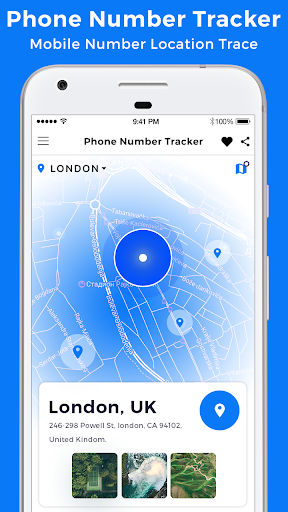 Phone Number Tracker for PC