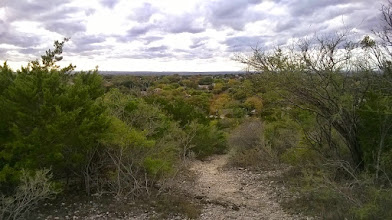 Photo: Comance Lookout Park, looking north/northwest 11/29/14
