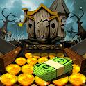 Minions Gold Coin Party Dozer icon