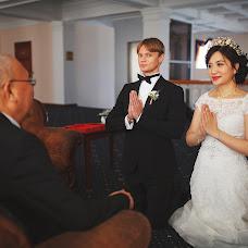 Wedding photographer Tatyana Tatarin (OZZZI). Photo of 14.04.2018