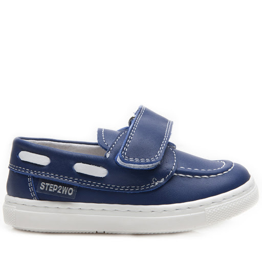 Primary image of Step2wo Boat - Leather Shoe