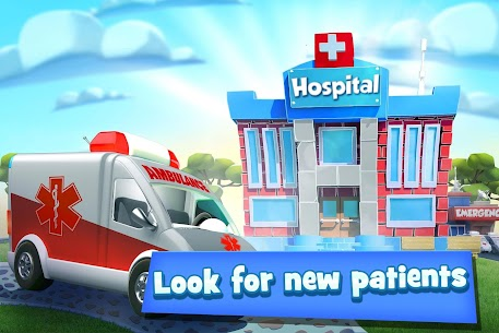 Dream Hospital Mod Apk- Health Care Manager (Free Shopping) 2.1.11 2