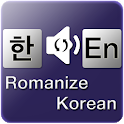 Romanize Korean icon