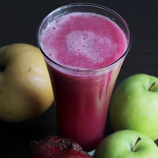 Beetroot Apple Smoothie