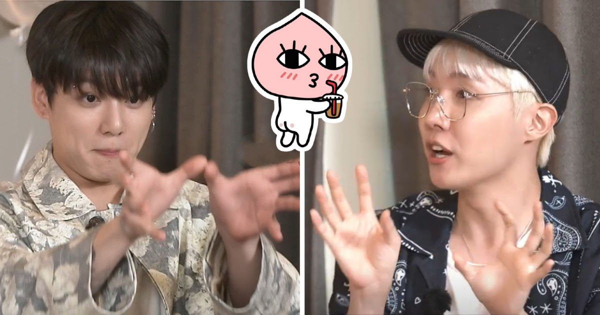 BTS Continued The Highly-Debated Question On…Butts, And It Unsurprisingly Turned Chaotic