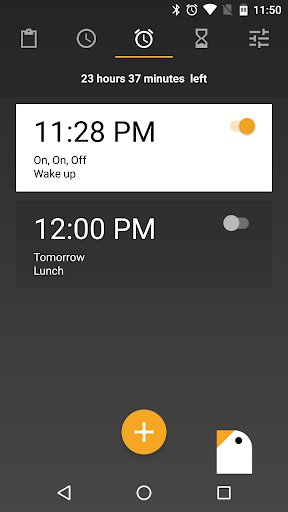 Early Bird Alarm Clock  screenshots 1