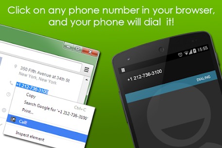 Call From Browser Apk  Download For Android 5