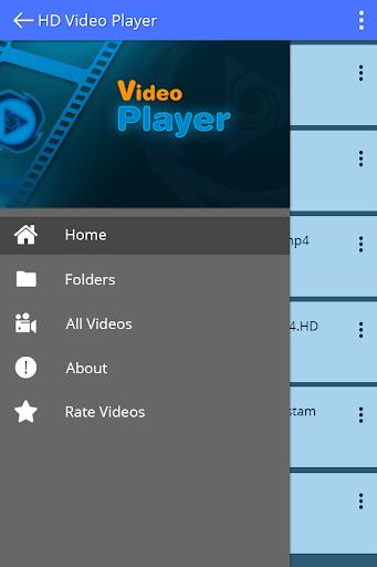 HD MX Player : All Format Player 1.1 screenshots 1