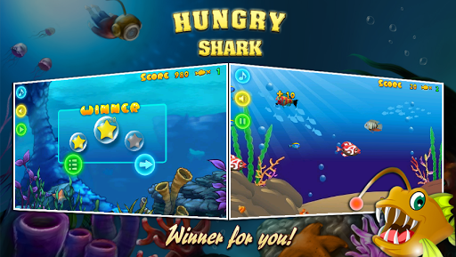 Hungry Shark screenshot 4