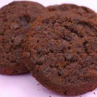 Amaretto Chocolate Cookies