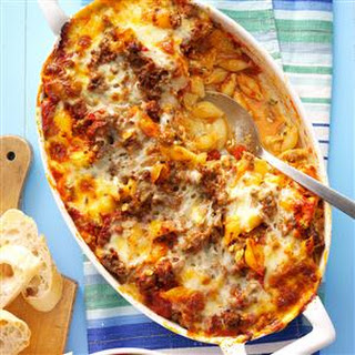 Lasagna Casserole