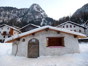 Photo: La casa di ghiaccio: tutti i giovedì vin brulè per tutti