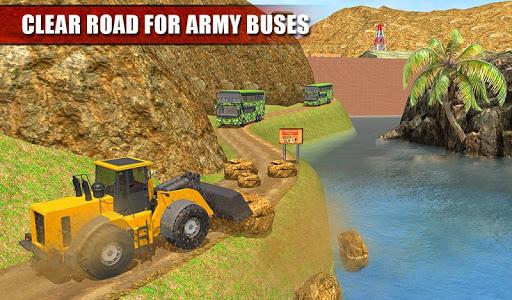 Army Bus Driver 2020: Real Military Bus Simulator apktram screenshots 21