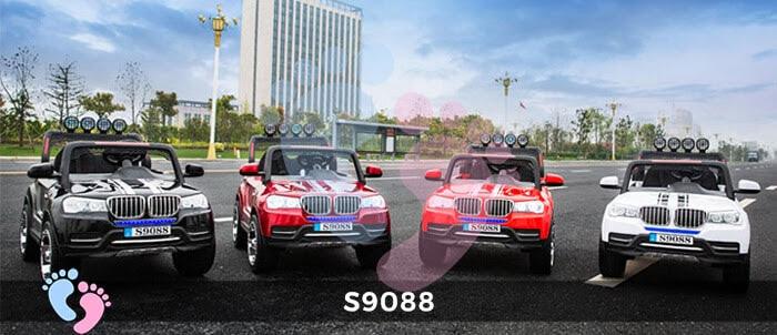 Ô tô điện trẻ em S9088 có 4 động cơ 1