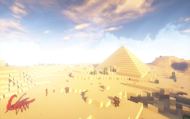 Minecraft RLCraft Mod